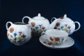 Сервиз чайный Тюльпан Цветущий луг